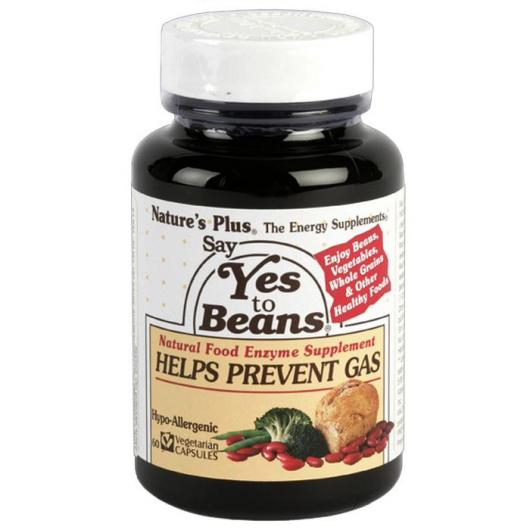 Say Yes to beans Nature's Plus, 60 cápsulas