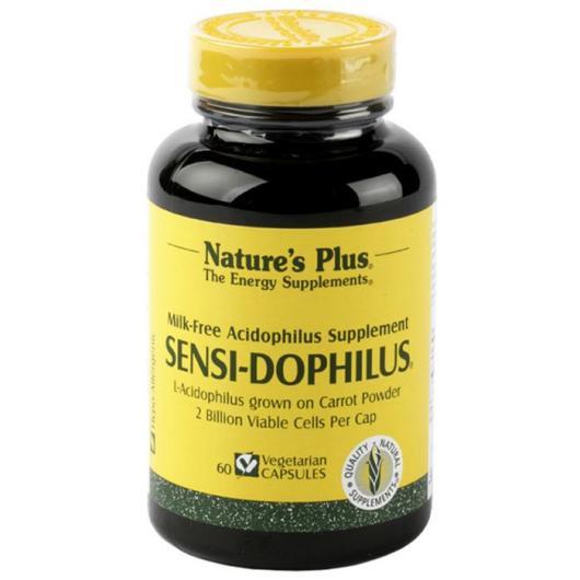 Sensi-Dophilus Nature's Plus, 60 cápsulas