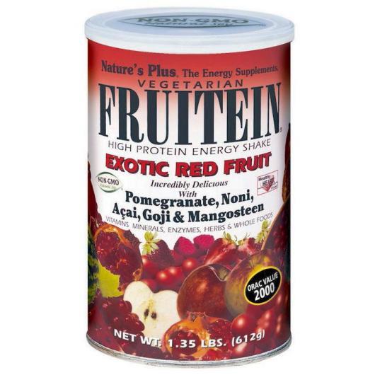 Fruiten Frutos Rojos Exóticos Nature's Plus, 576 g