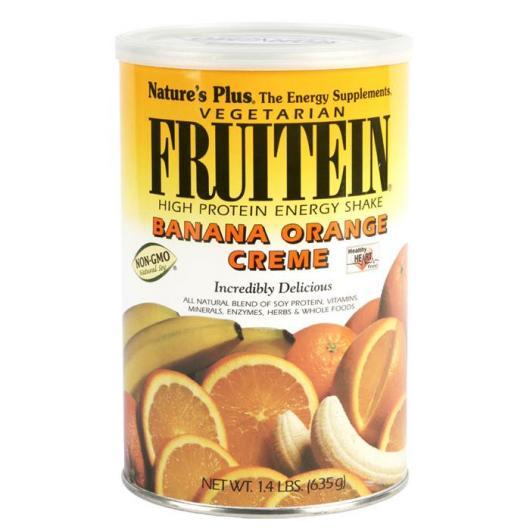 Fruiten Plátano-Naranja Nature's Plus, 635 g