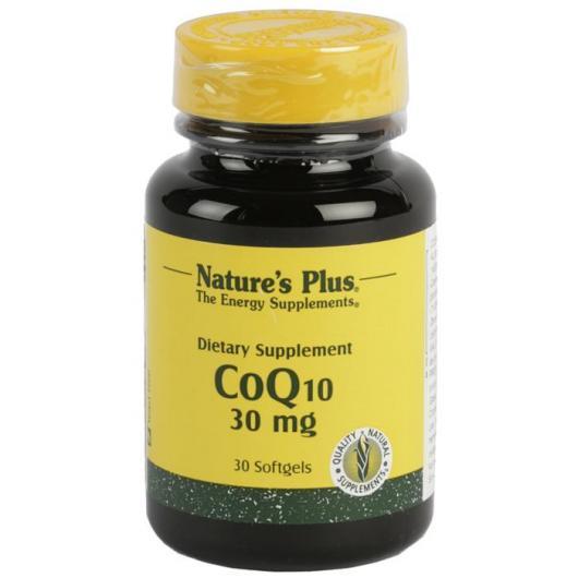 CoQ10 Nature's Plus, 30mg