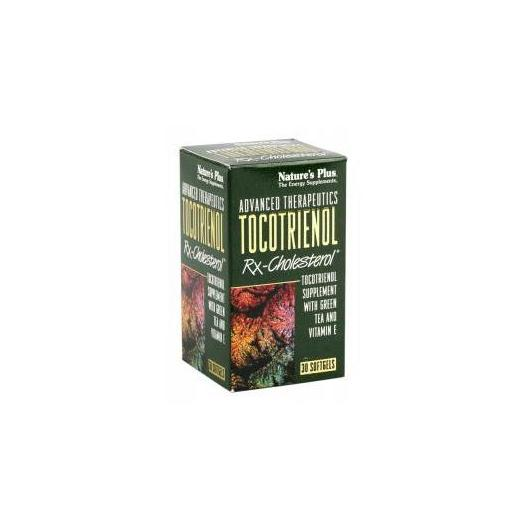 Tocotrienol Rx-Cholesterol Nature's Plus, 30 gélules