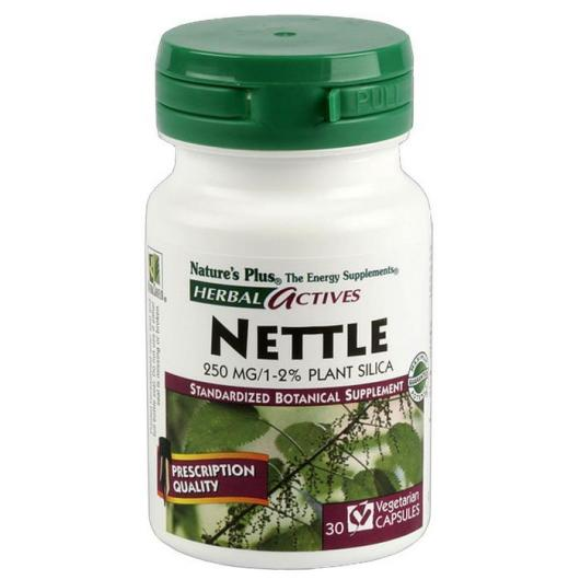 Ortiga (Nettle) Nature's Plus, 30 cápsulas