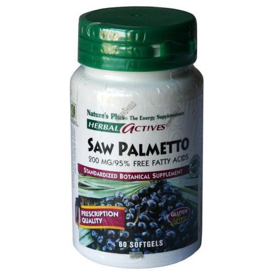 PALMITO SELVAGGIO (Saw Palmetto) 200mg 60p