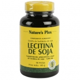 Lécithine de soja 1200 mg Nature's Plus, 90 gélules