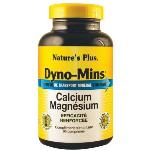 Dyno-Mins CA250/MAG127 Nature's Plus, 90 comprimidos