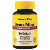Dyno-Mins Selenio Nature's Plus, 60 comprimidos