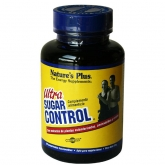 Ultra Sugar Control Nature's Plus, 60 compresse