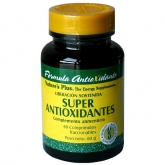 Super Antioxidantes Nature's Plus, 60 comprimidos