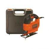 Seghetto alternativo Black & Decker 520 W + Valigetta