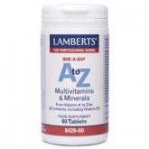 A-Z Multi lamberts, 60 comprimés