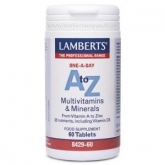 A-Z Multi Lamberts, 60 tabletes