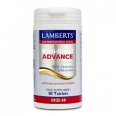 Multi-Max® Advance Lamberts, 60 tabletas
