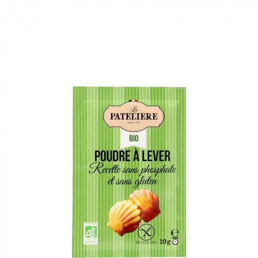 Levure pâtissière naturelle sans gluten Moines, 80 g