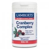 Cranberry com vitamina C e FOS, 100 g