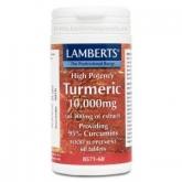 Curcuma 10.000 mg Lamberts, 60 compresse