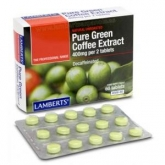 Lamberts pure green coffee extract 60 tablets