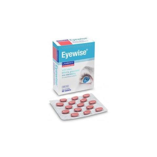 Eyewise® Lamberts, 60 compresse