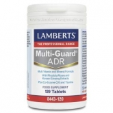 Multi-Guard® ADR Lamberts, 120 tabletas