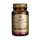 Solgar 5-HTP hydroxytryptophan complex 50 vegetable capsules
