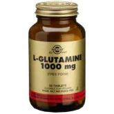 L-Glutammina 1000 mg Solgar, 60 compresse