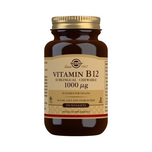 Vitamina B12 1000 μg , 250 compresse masticabili