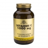 Vitamina C 1000 mg Solgar, 100 cápsulas vegetales