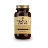 Vitamina C 1000 mg Solgar, 250 cápsulas vegetales