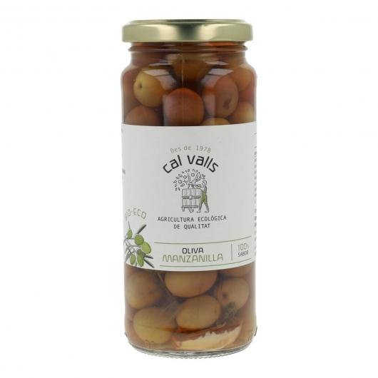 Olive Manzanilla Cal Valls, 350 g