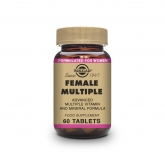 Solgar Female múltipla, 120 comprimidos