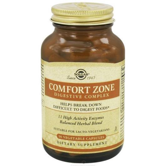 Comfort Zone Complex Solgar, 90 capsule vegetali