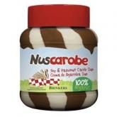 Crema de Algarroba Duo Nuscarobe, 400 g