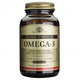 Solgar double-strength omega-3 120 capsules
