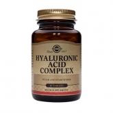 Ácido hialurónico complex Solgar, 30 comprimidos