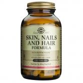 Fórmula pelo, piel y uñas Solgar, comprimidos