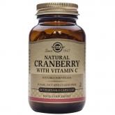 Cranberry Solgar Vitamina C, 60 cápsulas vegetais