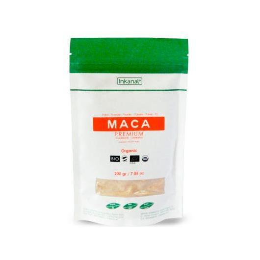 Maca Premium in polvere Inkanat, 200 g.