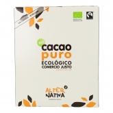 Cacao pur dégraissé bio Alternativa, 500 g