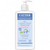 Cattier baby shampoo & shower gel 500ml