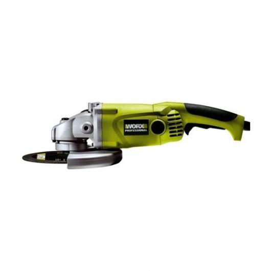 Smerigliatrice professionale Worx WU745 2200 W 230 mm