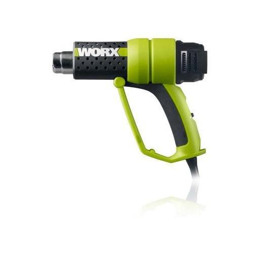 Décapeur / pistolet à air chaud professionnel Worx WU745 2000 W