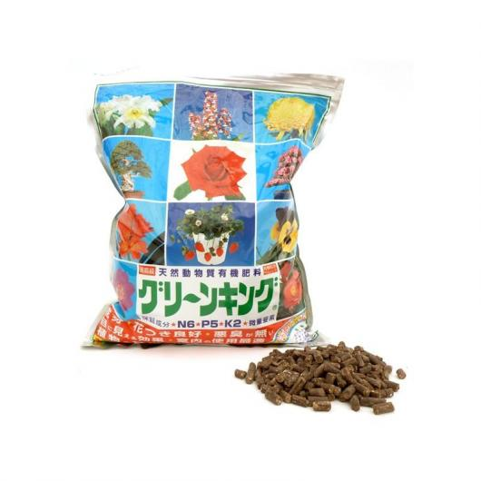 Fertilizzante organico Green King 1 Kg.