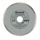 Disco diamantato Einhell per sega da banco per taglio piastelle