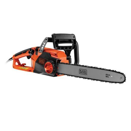 Tronçonneuse électrique Black&Decker 2200 W et 45 cm