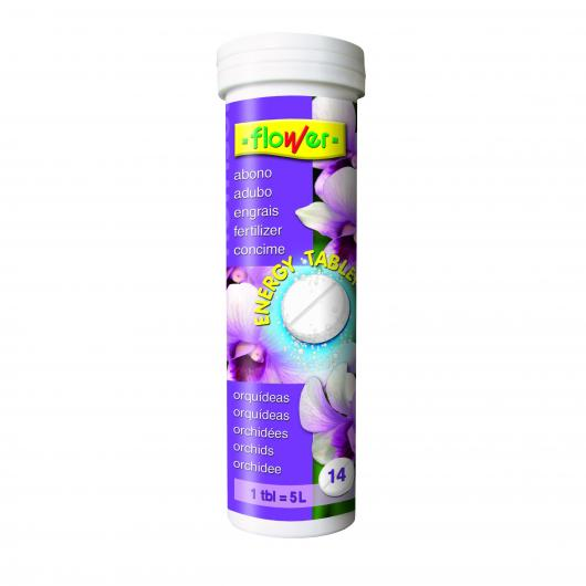 Fertilizzante in pastiglie per Orchidee Nutrisol