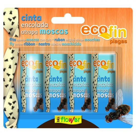 Ruban collant attrape-mouches EcoFin