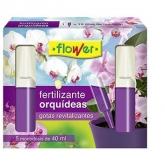 Revitalisant pour orchidées en doses uniques