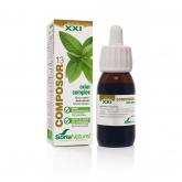 Composor 13 Oxiur Complexo Soria Natural, 50 ml