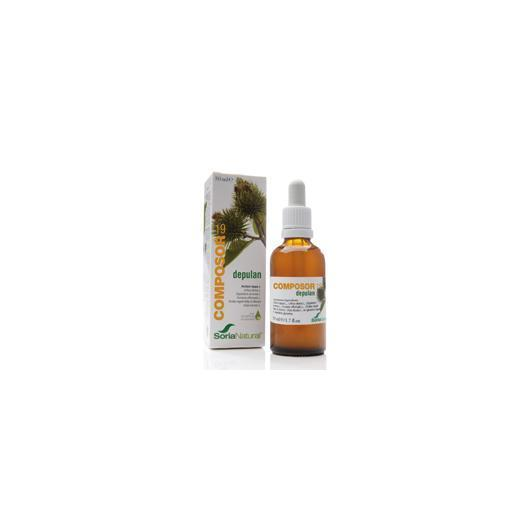 Composor 19 Depulan Soria Natural, 50 ml