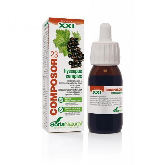Composor 23 Hyssopus Complex Soria Natural, 50 ml